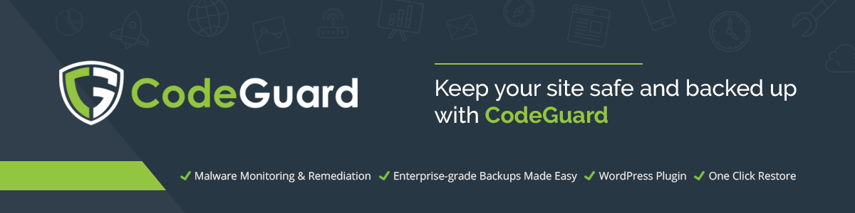 codeguard website backup